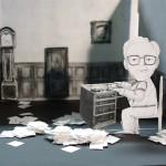 Théâtre de papier - Atelier Jessica Blanchet