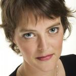 Portrait de Louise Campbell de l'ensemble de musique contemporain montréalais In Extensio.