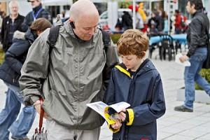 petits bonheurs - fête du livre 2011